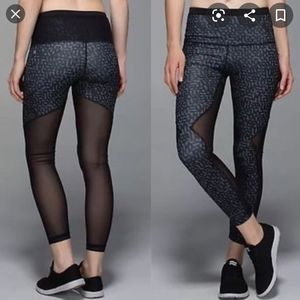 Lululemon Running In The City 7/8 Tight size 2